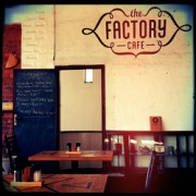The Factory Cafe 1