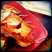 The Factory Cafe – French Toast Brekkie
